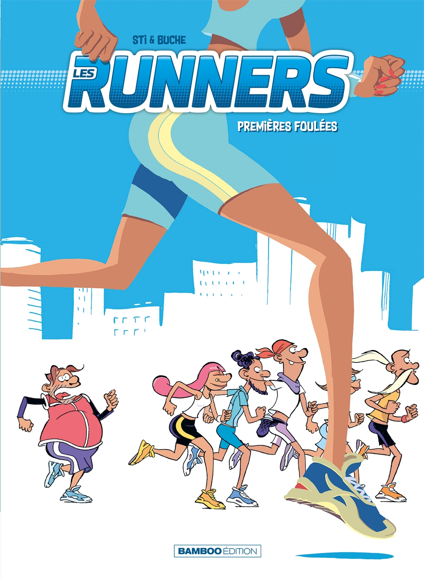 LES RUNNERS - TOME 1