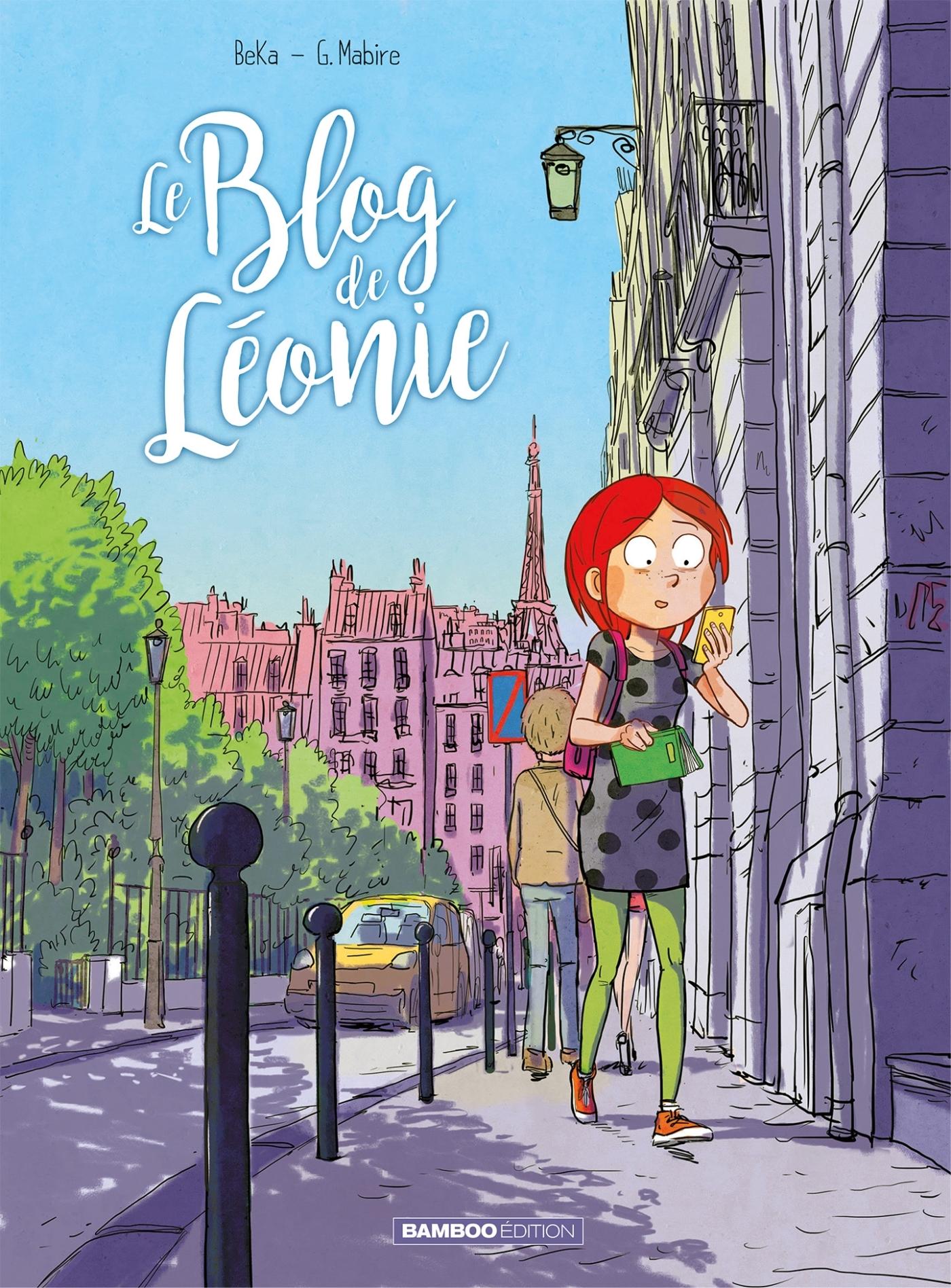 LE BLOG DE CHARLOTTE - T03 - LE BLOG DE LEONIE