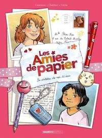 LES AMIES DE PAPIER - TOME 1 - PRIX DECOUVERTE