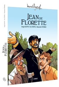 MARCEL PAGNOL EN BD - ECRIN JEAN DE FLORETTE - M. PAGNOL EN BD : JEAN DE FLORETTE - ECRIN VOLUMES 01