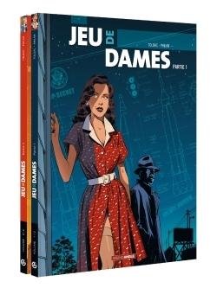 PACK DECOUVERTE JEU DE DAMES VOLUMES 1 ET 2 - VOLUME 1 OFFERT
