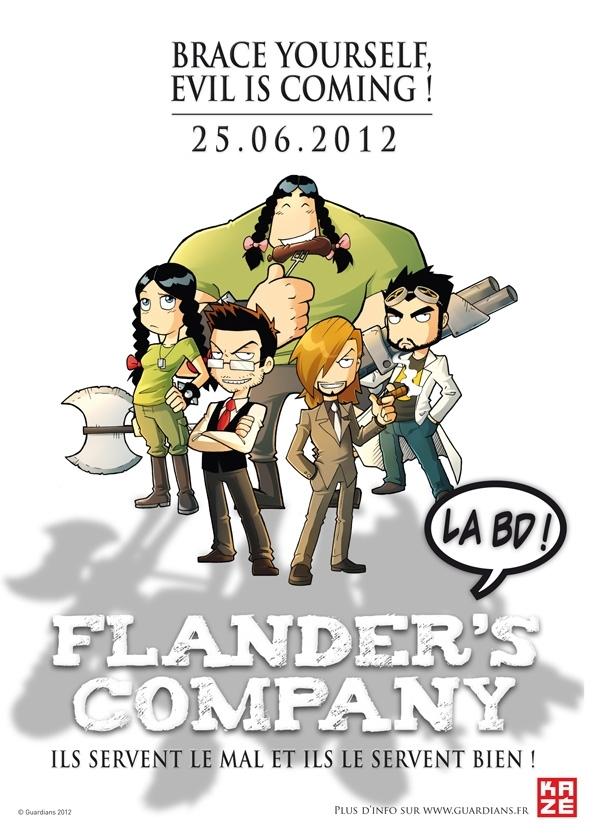 FLANDER'S COMPANY T01