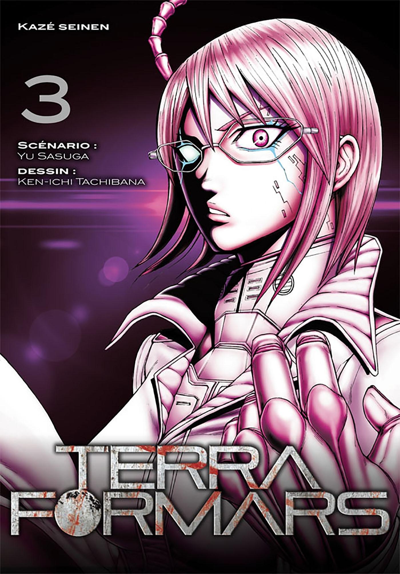 TERRA FORMARS T03