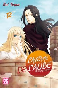 L'ARCANE DE L'AUBE T12