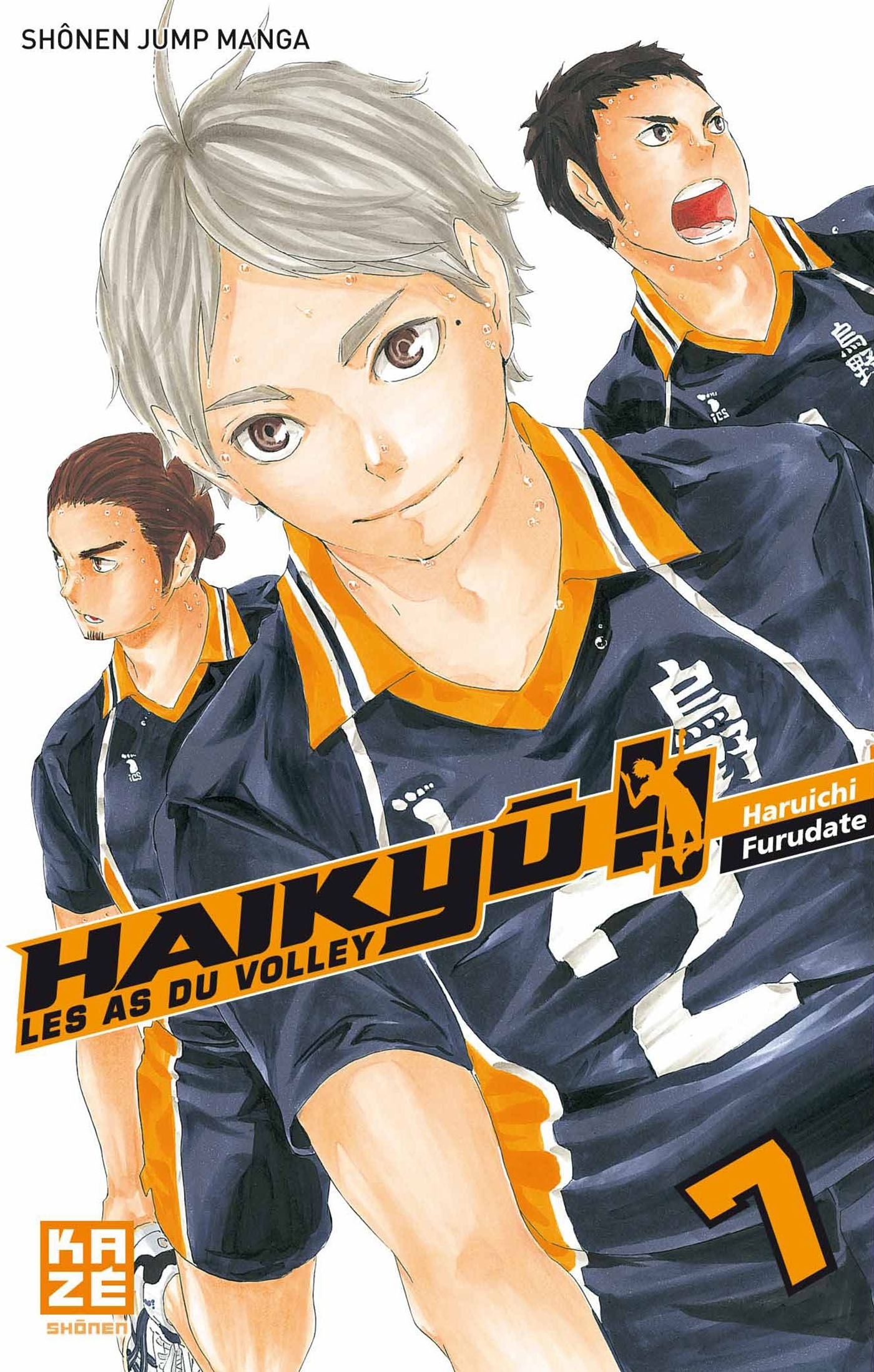 HAIKYU !! - LES AS DU VOLLEY T07
