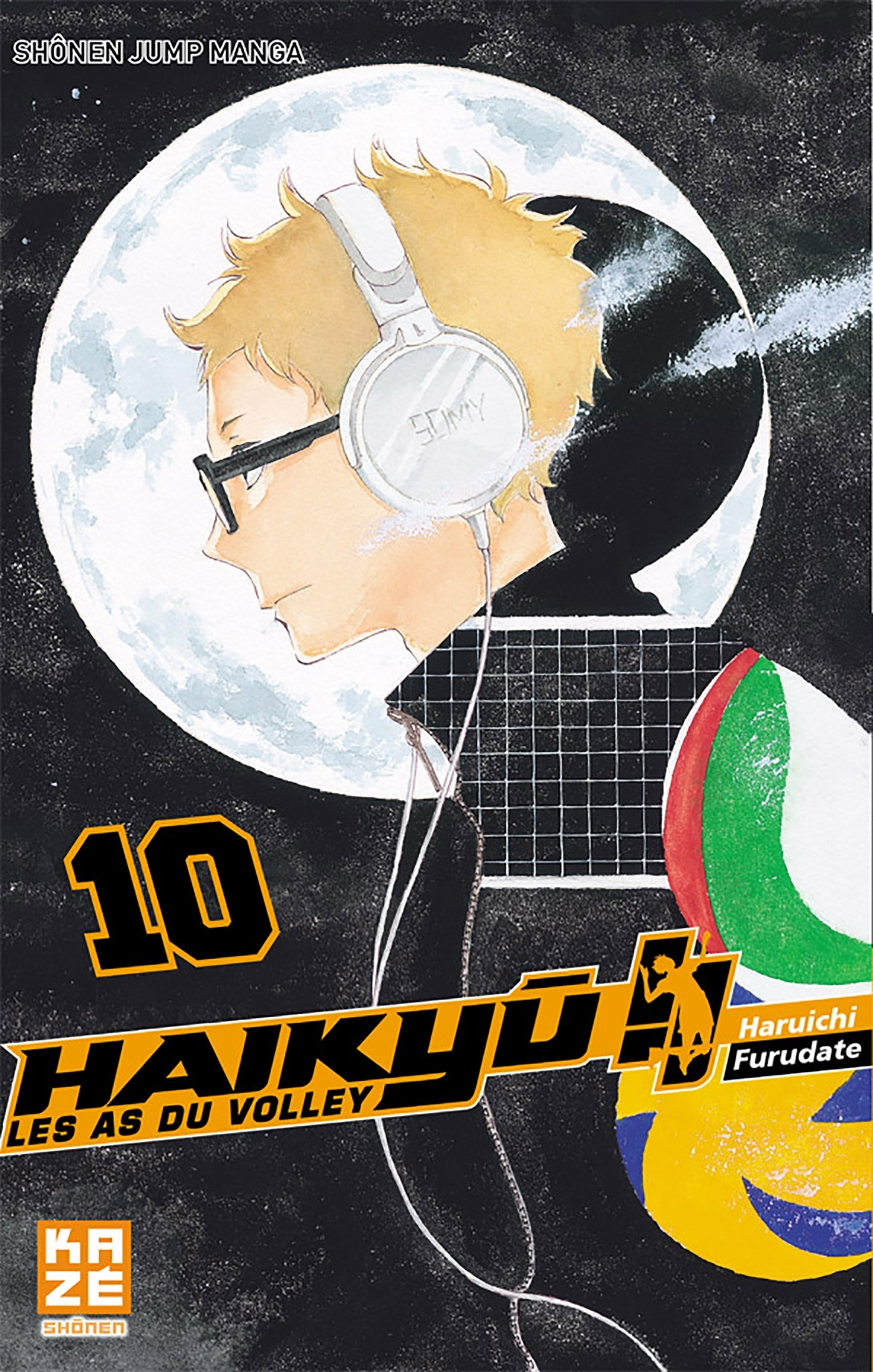 HAIKYU !! - LES AS DU VOLLEY T10