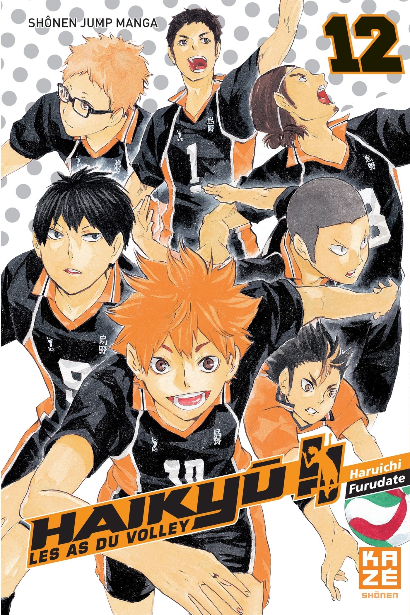 HAIKYU !! - LES AS DU VOLLEY T12