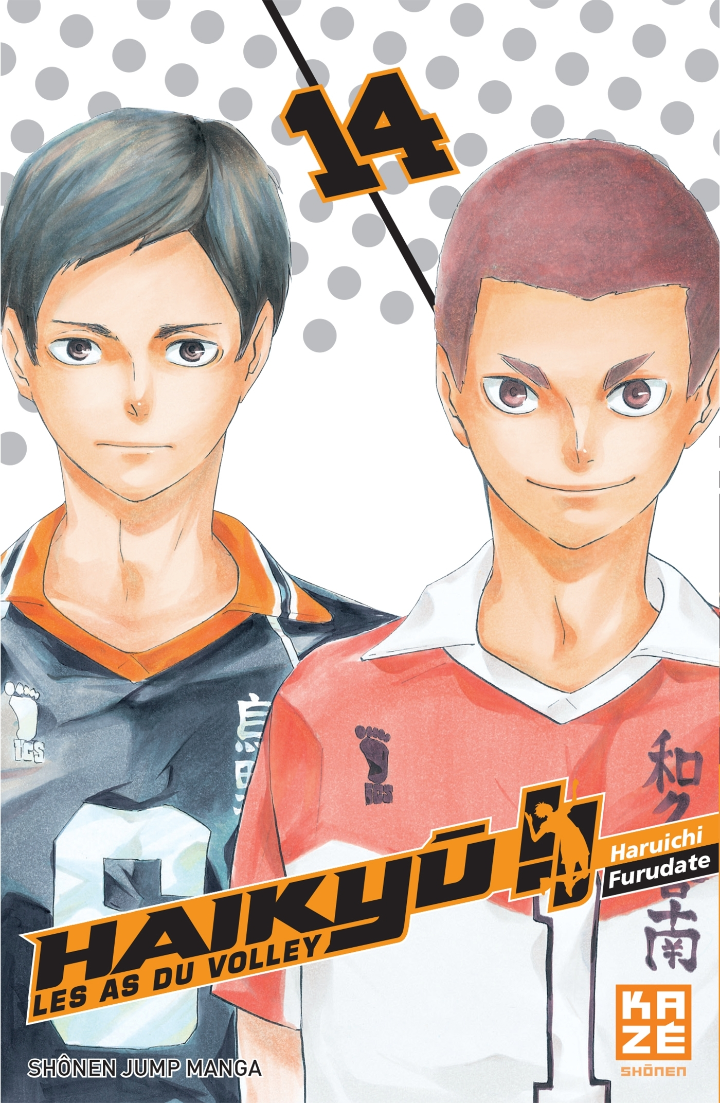 HAIKYU !! - LES AS DU VOLLEY T14