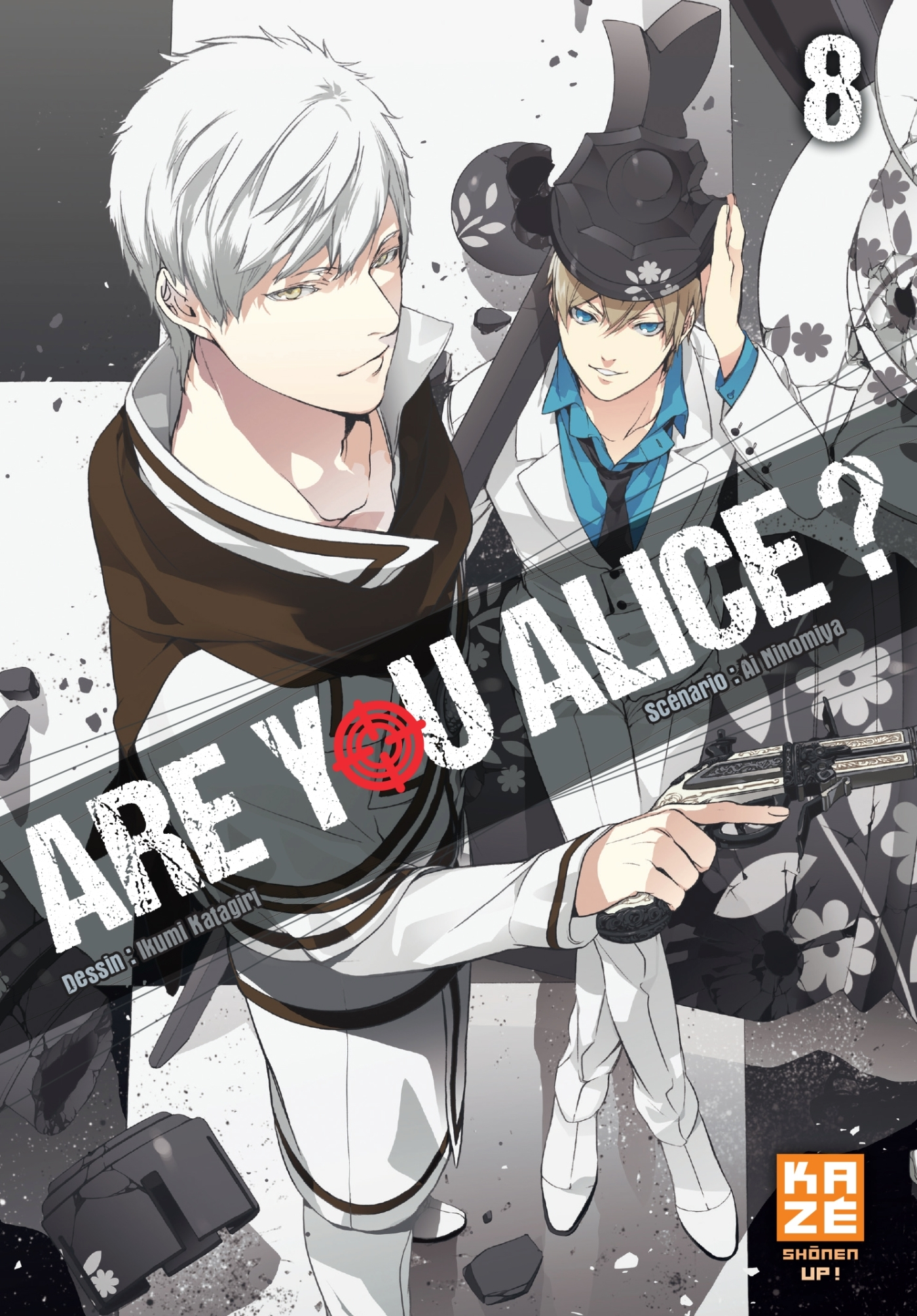 ARE YOU ALICE T08