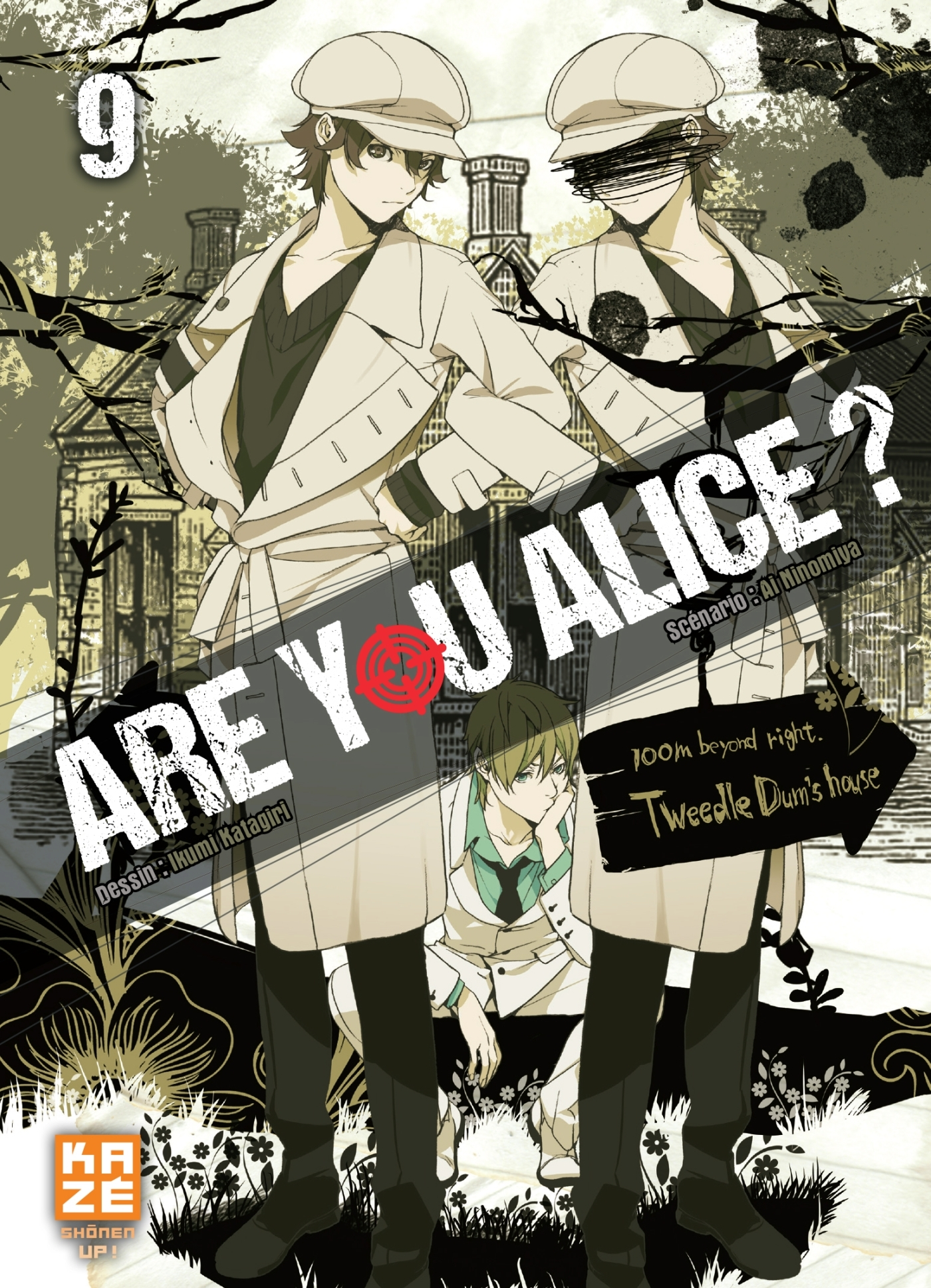 ARE YOU ALICE T09
