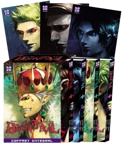 BEYOND EVIL COFFRET INTEGRAL