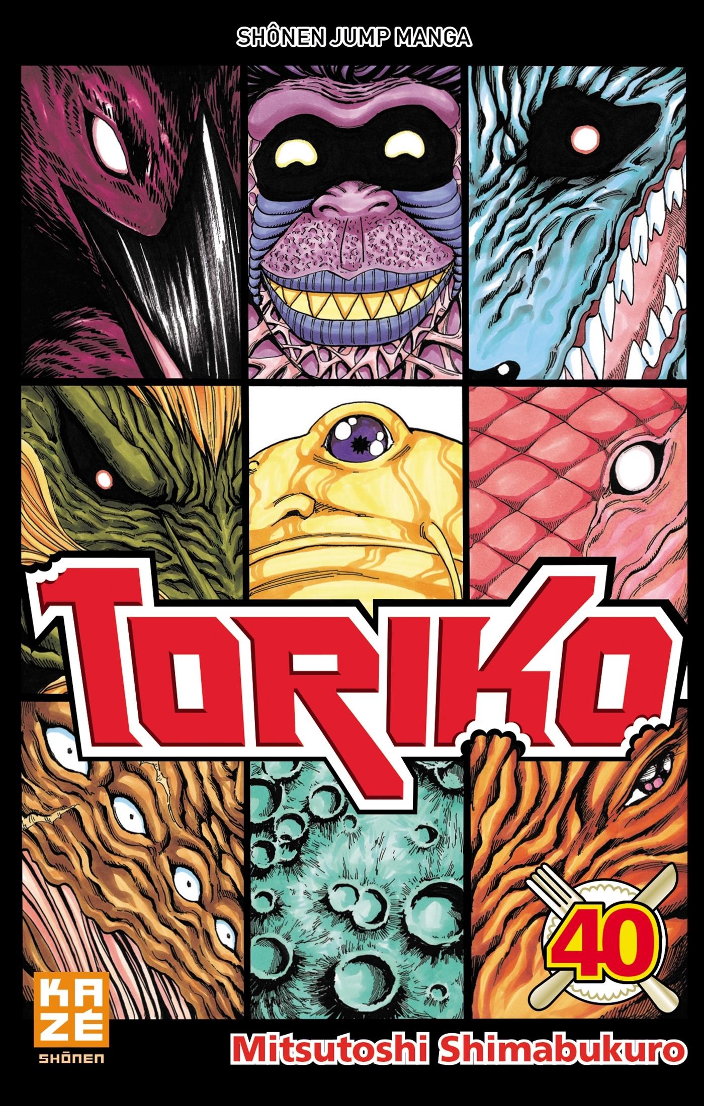TORIKO T40