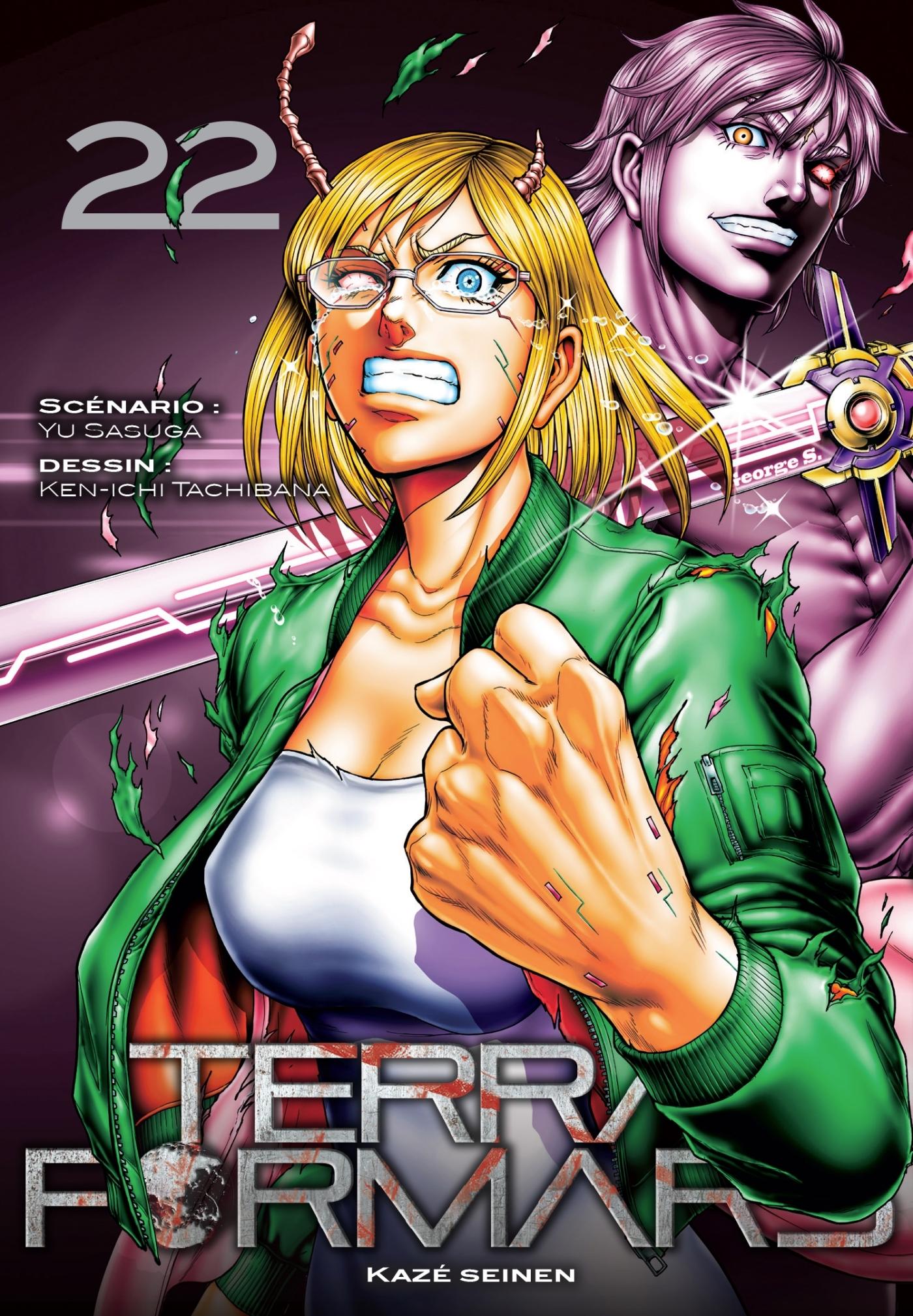 TERRA FORMARS T22