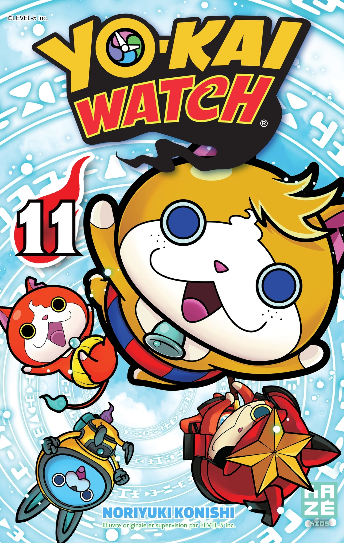 YO-KAI WATCH T11