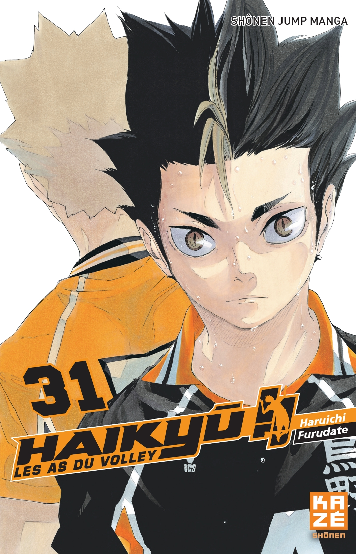 HAIKYU !! - LES AS DU VOLLEY T31