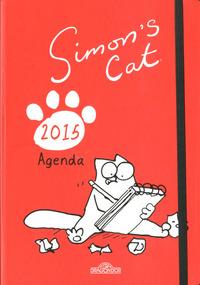 AGENDA SIMON'S CAT ANNUEL 2015