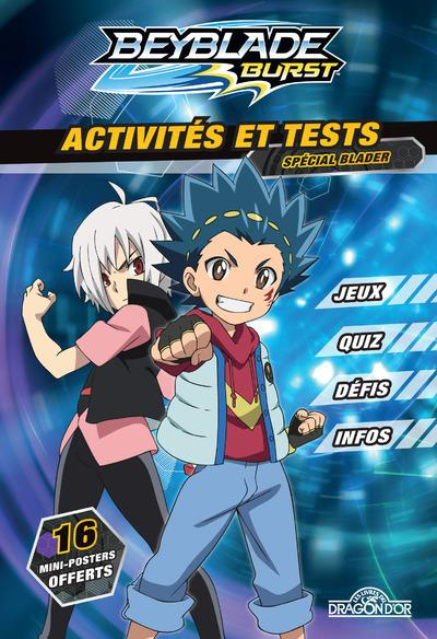 ACTIVITES ET TESTS / SPECIAL BLADER
