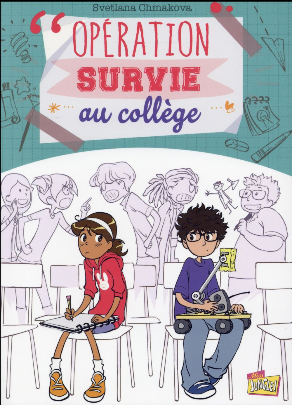 OPERATION SURVIE AU COLLEGE