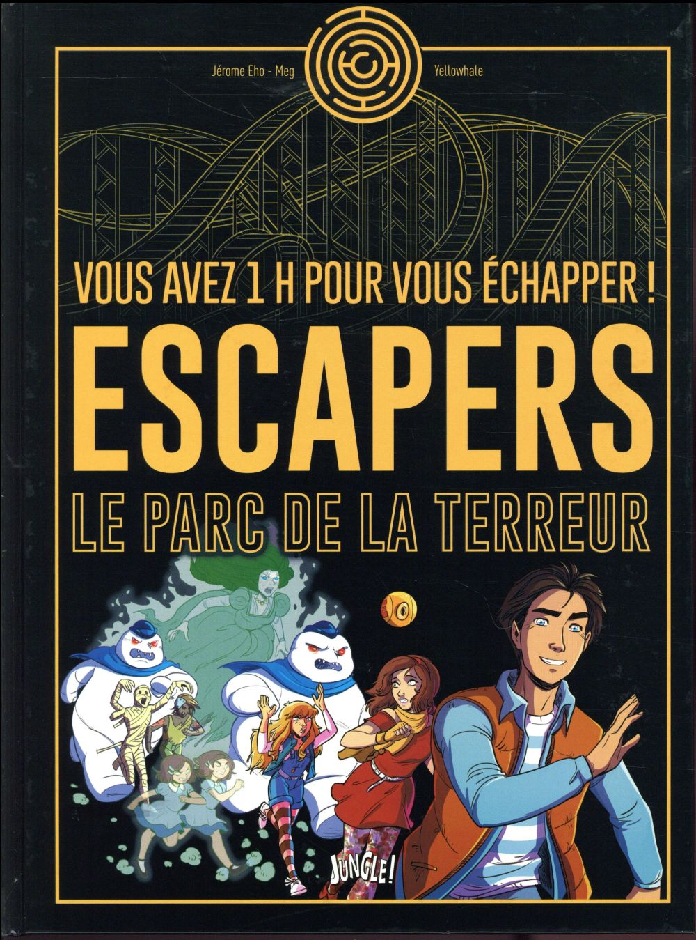ESCAPERS, LE PARC DE LA TERREUR