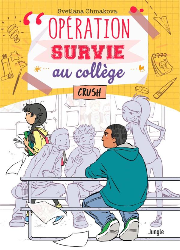 OPERATION SURVIE AU COLLEGE T3