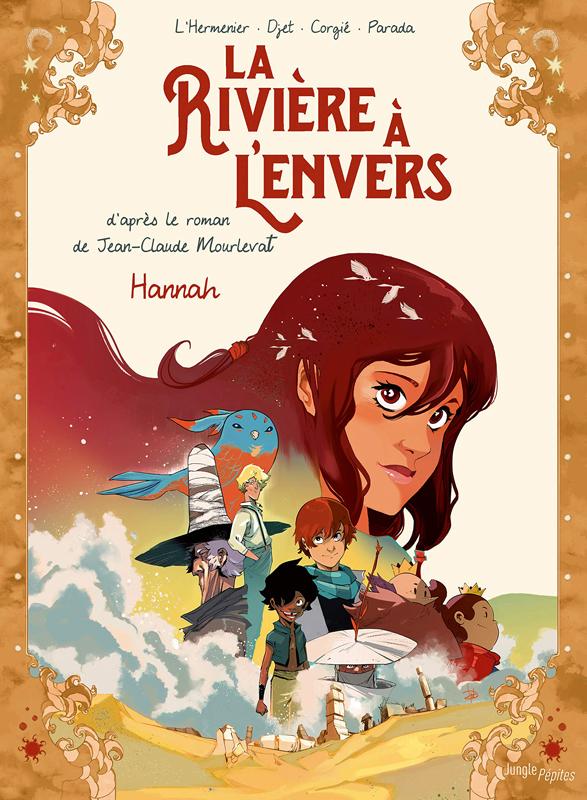 LA RIVIERE A L'ENVERS T2