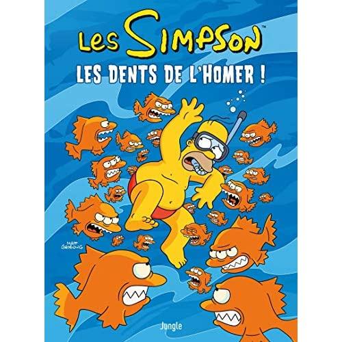 LES SIMPSON - TOME 42 LES DENTS DE L'HOMER ! - VOL42
