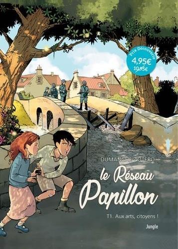 LE RESEAU PAPILLON - TOME 1 - PETIT PRIX 2020 - VOL01