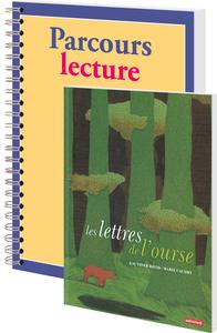 LES LETTRES DE L'OURSE - 24 LIVRES + FICHIER CE2