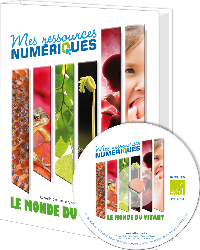 MES RESSOURCES NUMERIQUES - LE MONDE DU VIVANT CYCLE 3