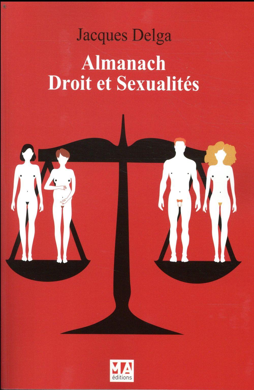 ALMANACH - DROIT ET SEXUALITES