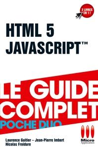 POCHE DUO JAVASCRIPT ET HTML 5
