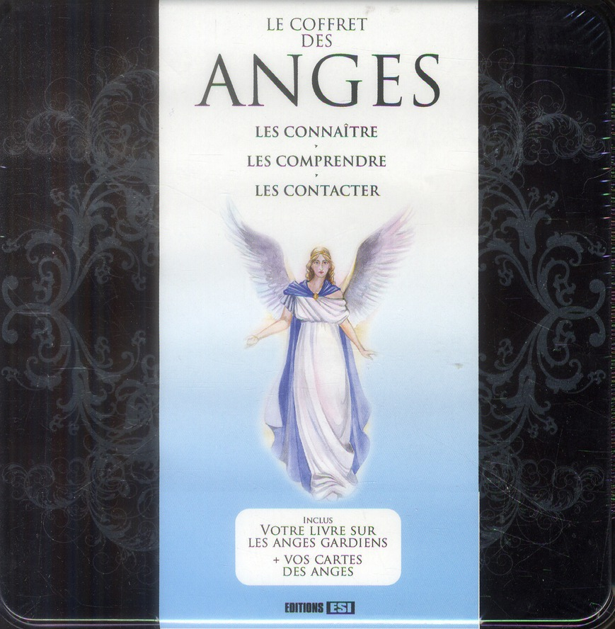 GRAND COFFRET METAL DES ANGES (LE)
