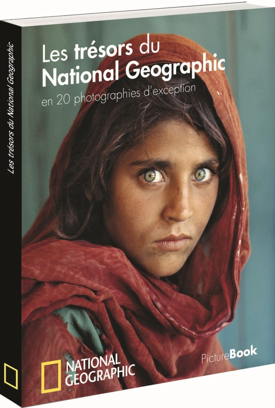 PICTUREBOOK LES TRESORS DU NATIONAL GEOGRAPHIC
