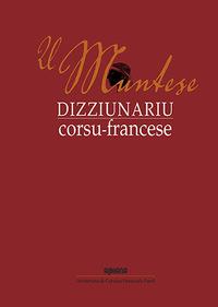 U MUNTESE - DIZZIUNARIU CORSU-FRANCESE