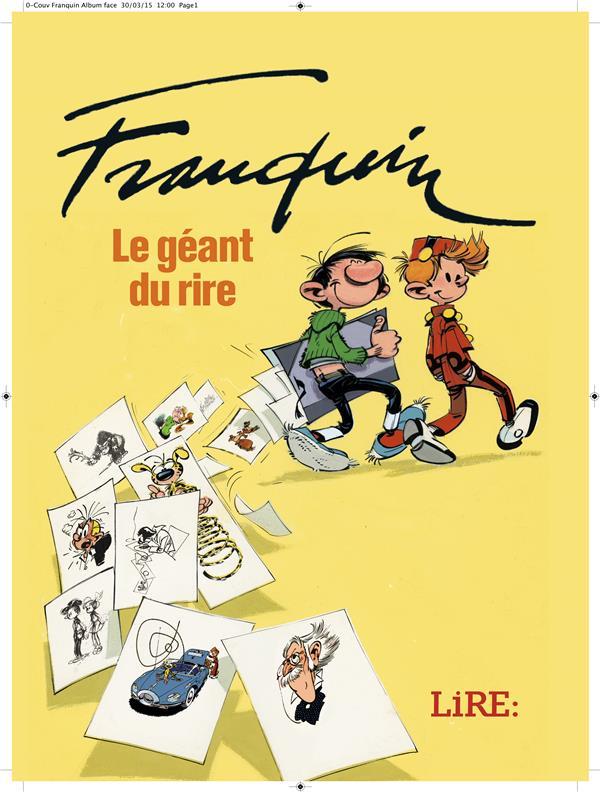 FRANQUIN FRANQUIN, LE GEANT DU RIRE