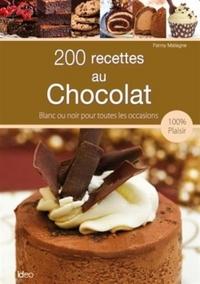 200 RECETTES AU CHOCOLAT