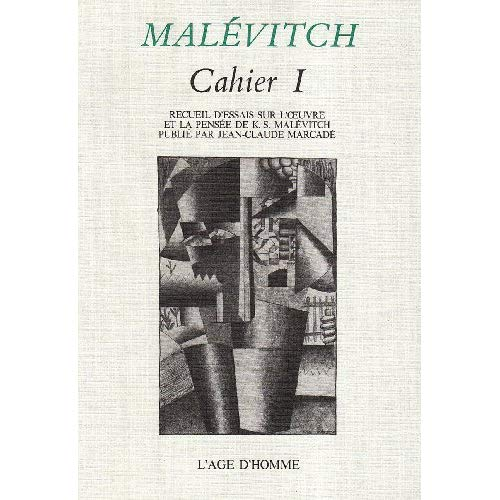 MALEVITCH (COLLOQUE DE BEAUBOURG)