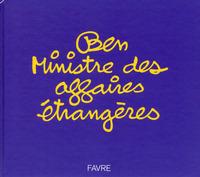 BEN MINISTRE DES AFFAIRES ETRANGERES