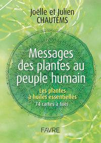 MESSAGES DES PLANTES AU PEUPLE HUMAIN