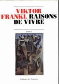 RAISONS DE VIVRE TOME 1