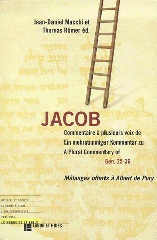JACOB: COMMENTAIRE A PLUSIEURS VOIX DE GEN. 25-36