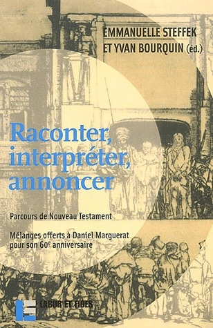 RACONTER, INTERPRETER, ANNONCER
