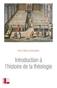 INTRODUCTION A L'HISTOIRE DE LA THEOLOGIE