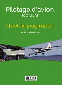 PILOTAGE D'AVION LIVRET DE PRO
