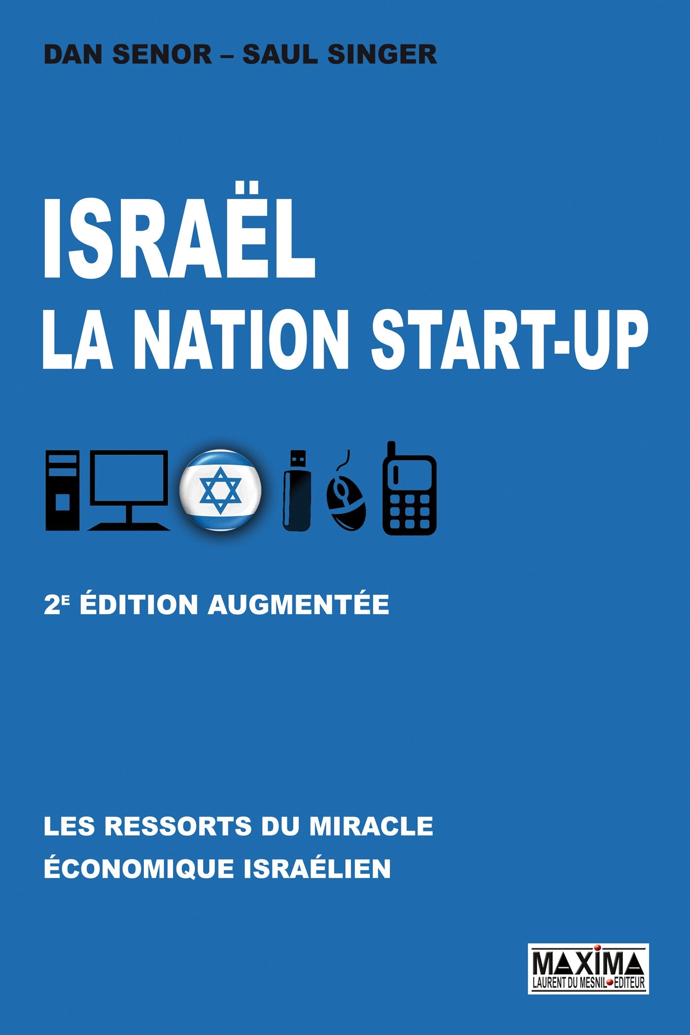 ISRAEL, LA NATION START-UP