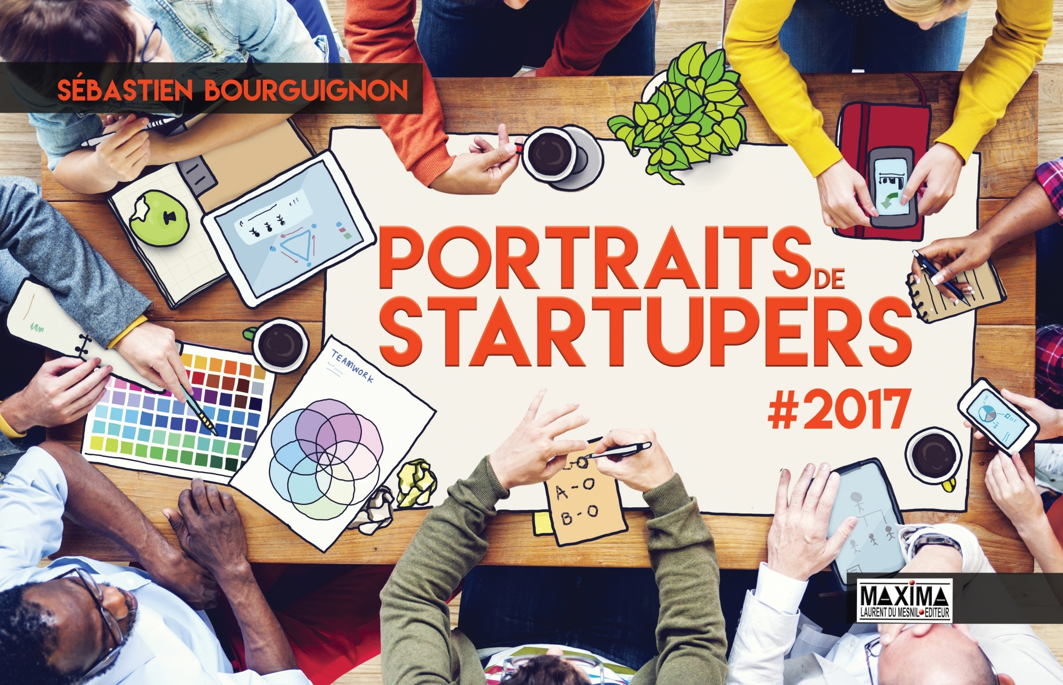 PORTRAITS DE STARTUPERS #2017
