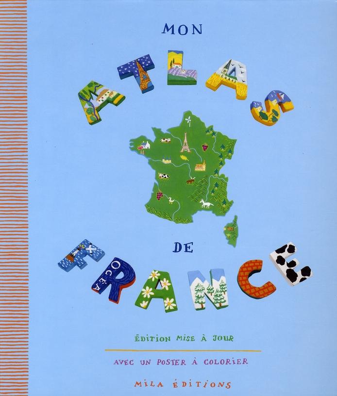 ATLAS DE FRANCE (MON)