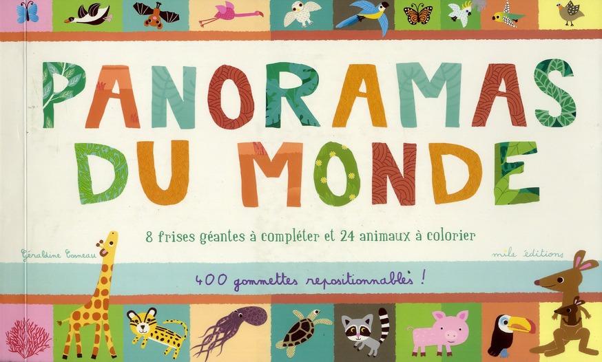 PANORAMAS DU MONDE