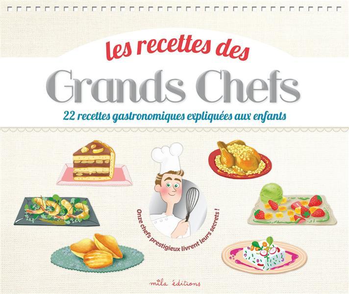 RECETTES DES GRANDS CHEFS (LES)