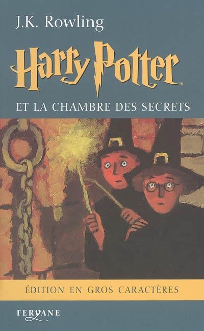 HARRY POTTER II ET LA CHAMBRE DES SECRETS